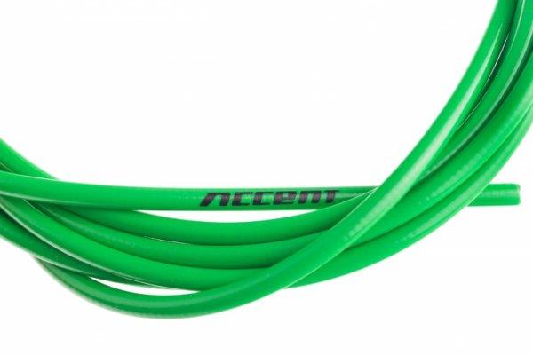 Pancerz przerzutkowy ACCENT 4mm x 3m zielony