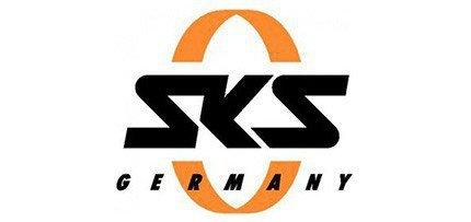 Osłona łańcucha SKS Chainbow 42-44T czarna + uchw.