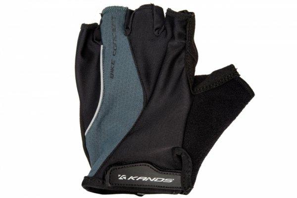 Rękawiczki KANDS AL-991 kr. czarno-szare L