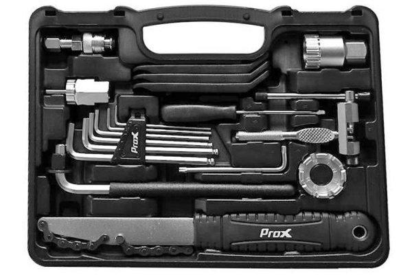 Klucze ProX zestaw w walizce