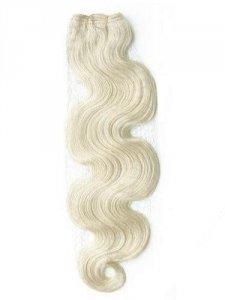 FALE Zestaw Clip-in, długość 55 cm kolor #60 - BARDZO JASNY BLOND