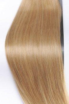 Zestaw Clip-in, długość 55 cm kolor #14 - BURSZTYNOWY BLOND 135g