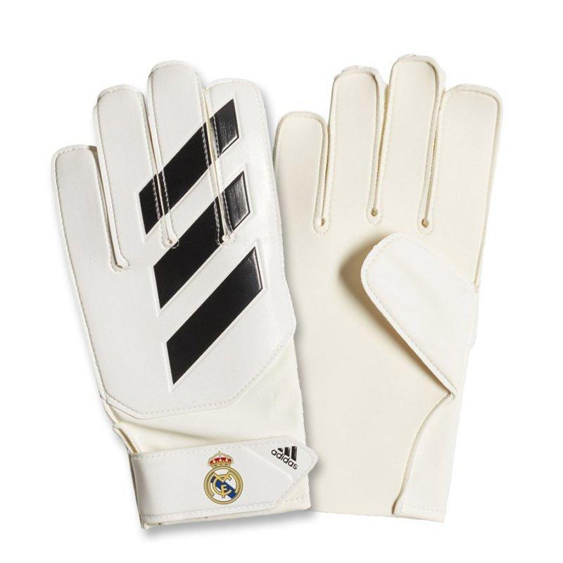 Rękawice adidas Young Pro Real Madryt CW5620 biały 7