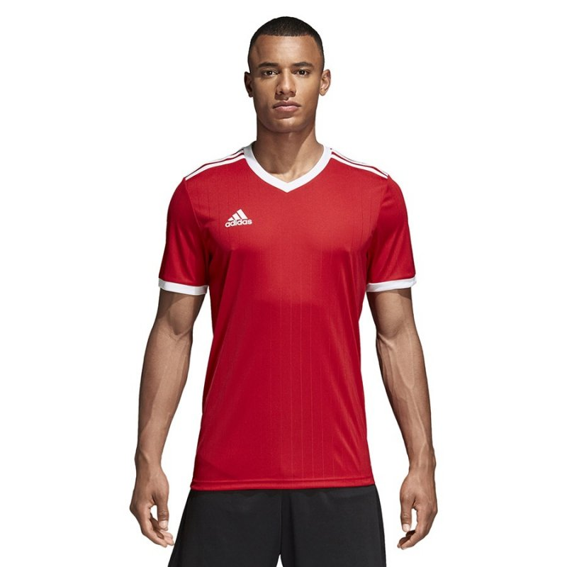 Koszulka adidas Tabela 18 JSY CE8935 czerwony XL