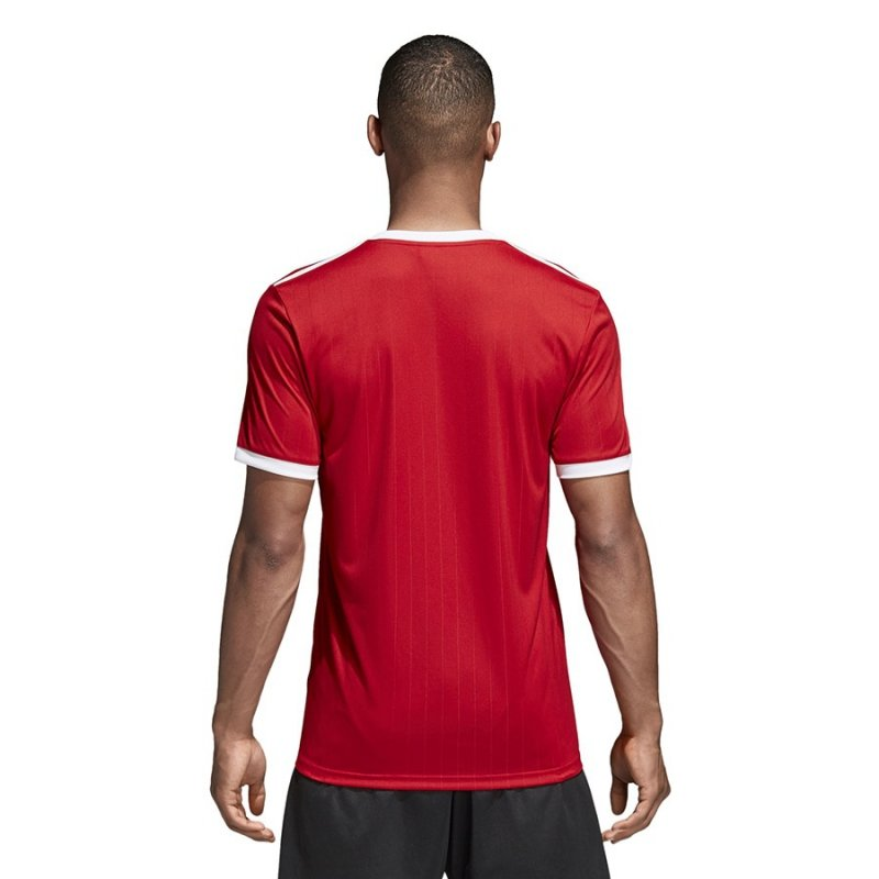 Koszulka adidas Tabela 18 JSY CE8935 czerwony 164 cm