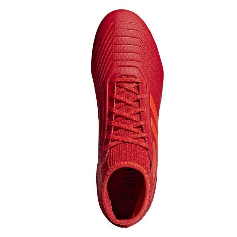 Buty adidas Predator 19.3 FG BB9334 czerwony 45 1/3