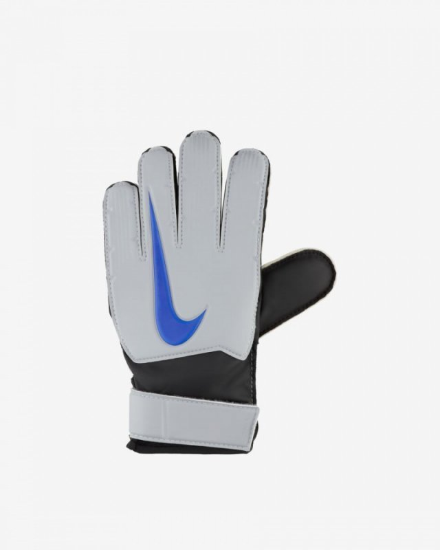 Rękawice Nike Junior Match Goalkeeper GS0368 095 srebrny 7
