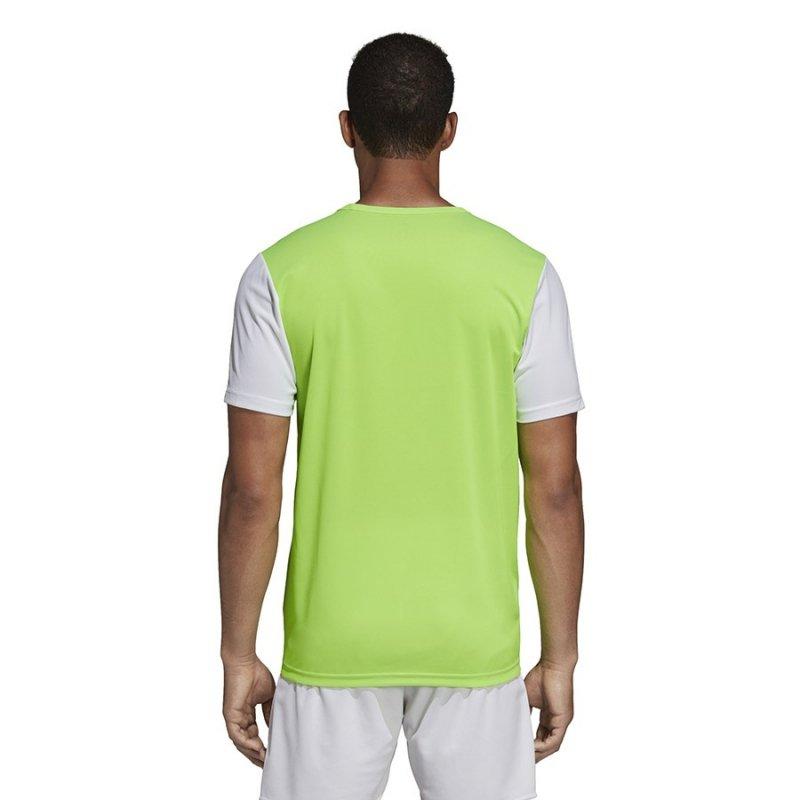 Koszulka adidas Estro 19 JSY Y DP3240 zielony 128 cm