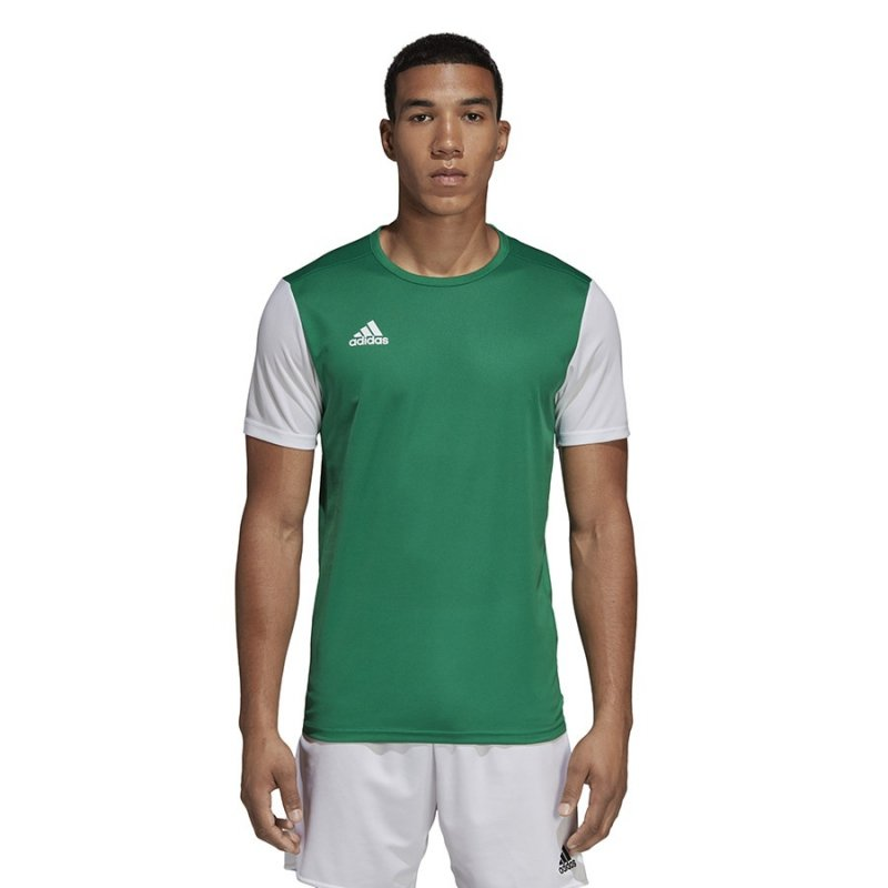 Koszulka adidas Estro 19 JSY DP3238 zielony 128 cm