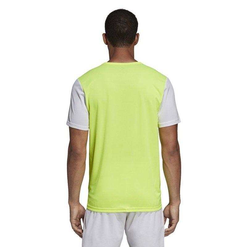 Koszulka adidas Estro 19 JSY Y DP3235 żółty XXL