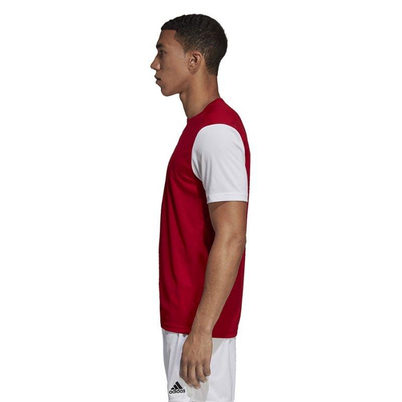 Koszulka adidas Estro 19 JSY DP3230 czerwony 152 cm