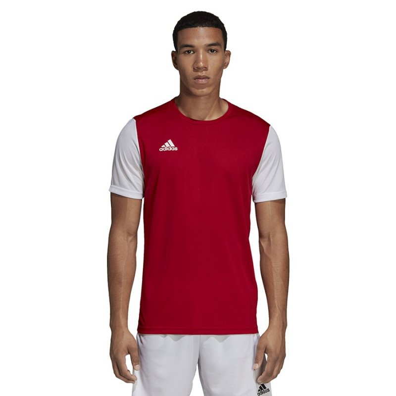 Koszulka adidas Estro 19 JSY Y DP3230 czerwony S