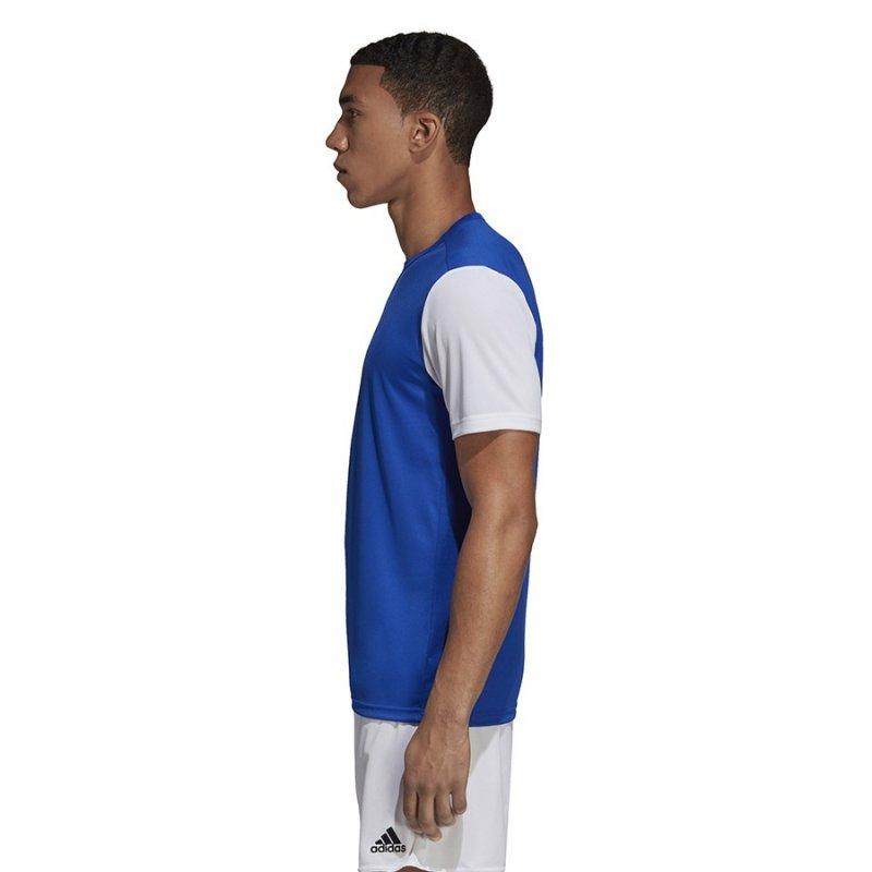 Koszulka adidas Estro 19 JSY Y DP3231 niebieski M
