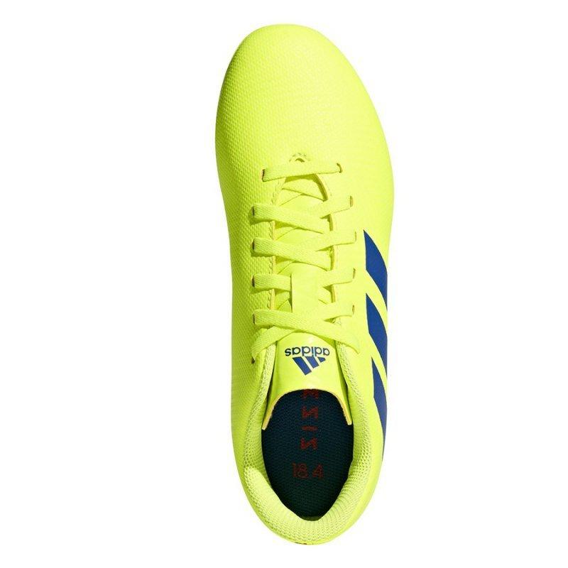 Buty adidas Nemeziz 18.4 FxG J CM8509 żółty 36