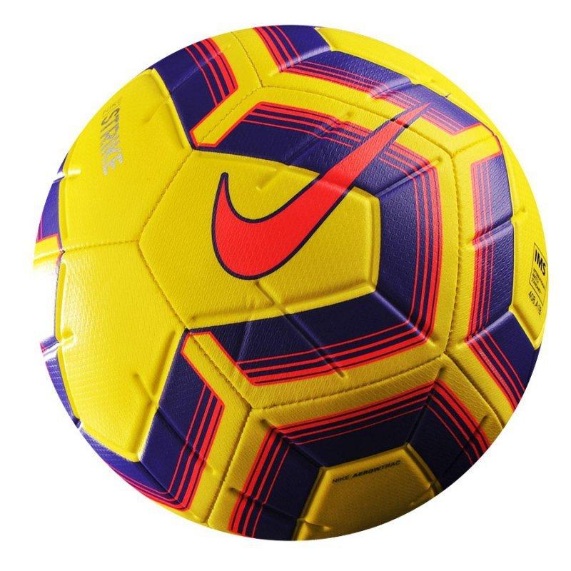 Piłka Nike Strike Team SC3535 710 żółty 5