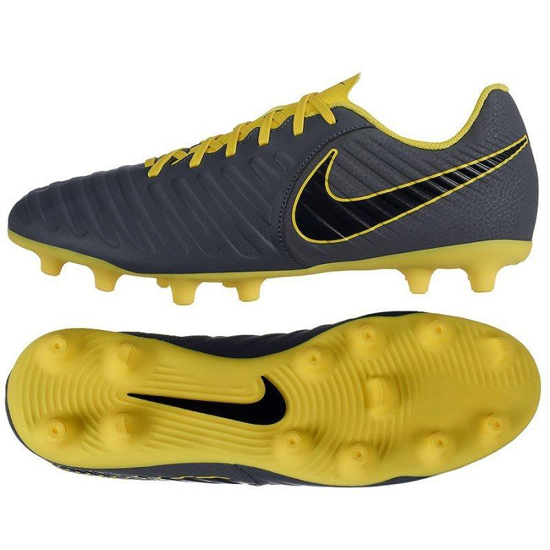 Buty Nike Tiempo Legend 7 Club FG AO2597 070 szary 41