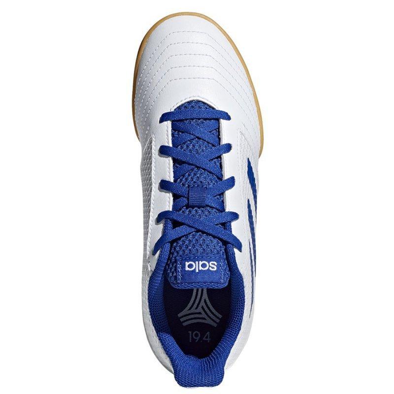 Buty adidas Predator 19.4 IN SA CM8553 biały 34