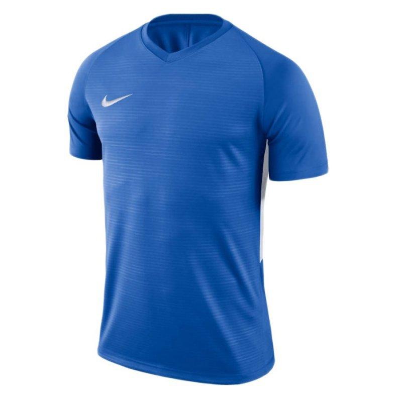 Koszulka Nike Tiempo Premier JSY 894230 463 niebieski S