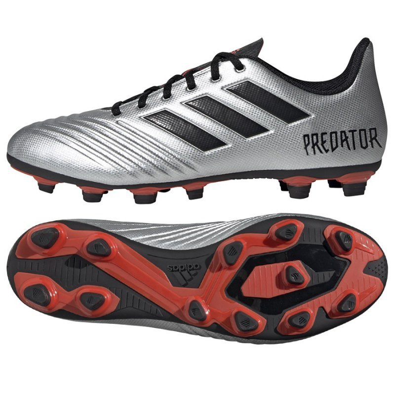 Buty adidas Predator 19.4 FxG F35597 szary 40 2/3
