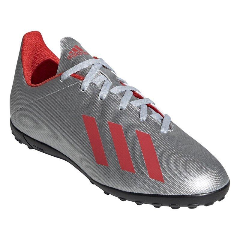Buty adidas X 19.4 TF J F35348 szary 38