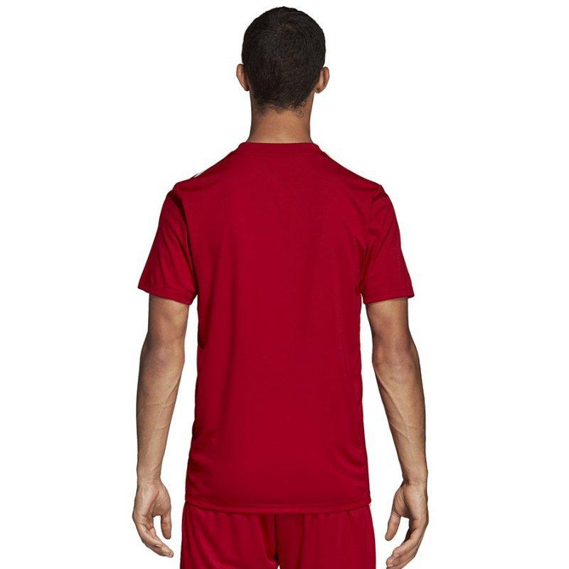 Koszulka adidas Striped 19 JSY DP3199 czerwony XL
