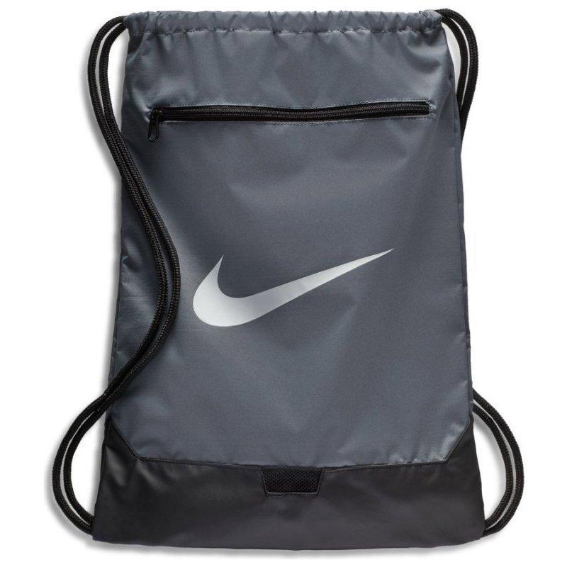 Worek Plecak Nike Brasilia BA5953 026 szary