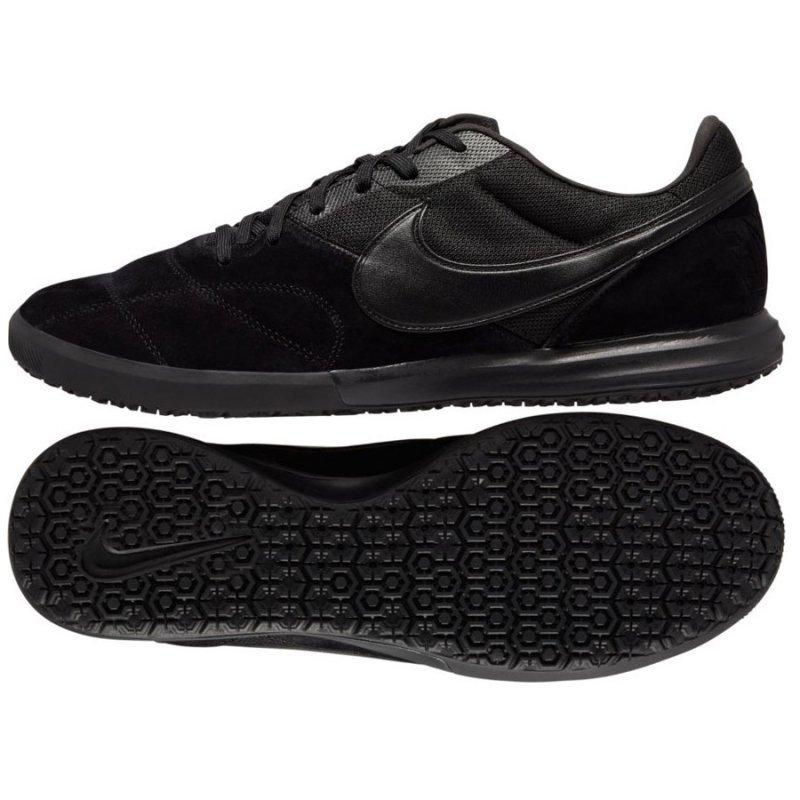 Buty Nike Premier Sala IC AV3153 011 czarny 42