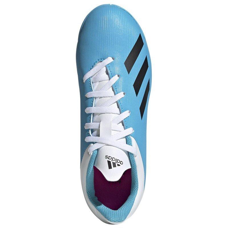 Buty adidas X 19.4 IN F35352 niebieski 36 2/3