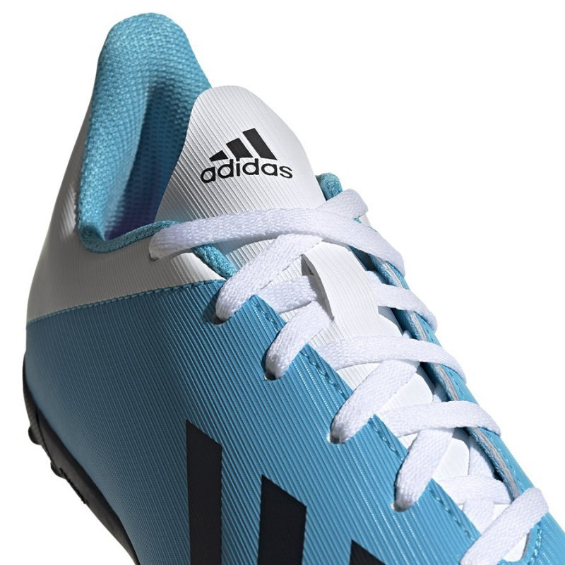 Buty adidas X 19.4 TF F35347 niebieski 36