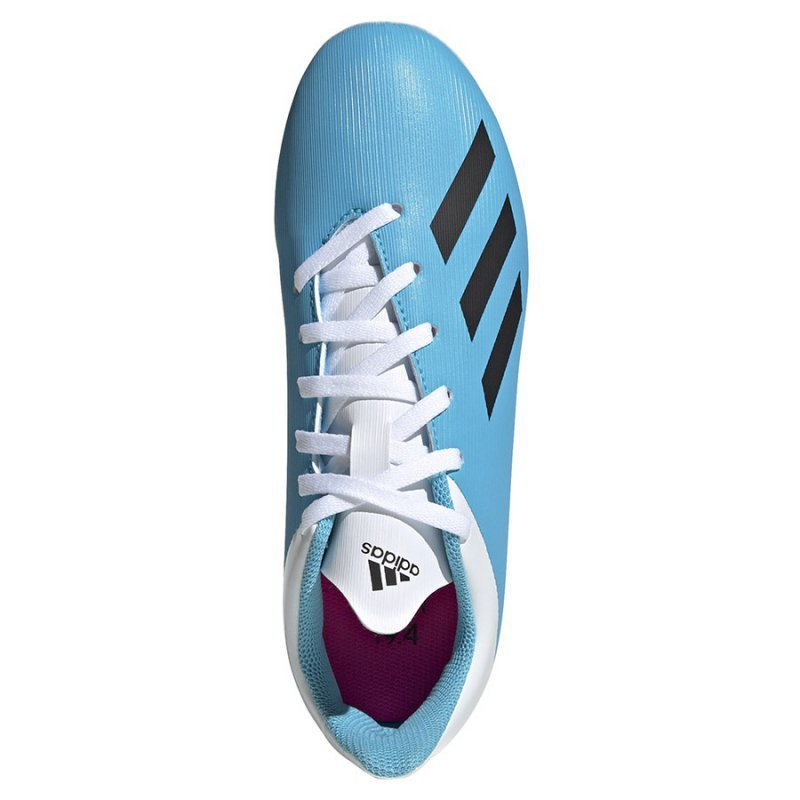 Buty adidas X 19.4 FxG J F35361 niebieski 38