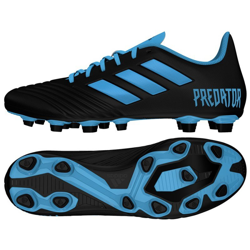 Buty adidas Predator 19.4 FxG F35598 czarny 42