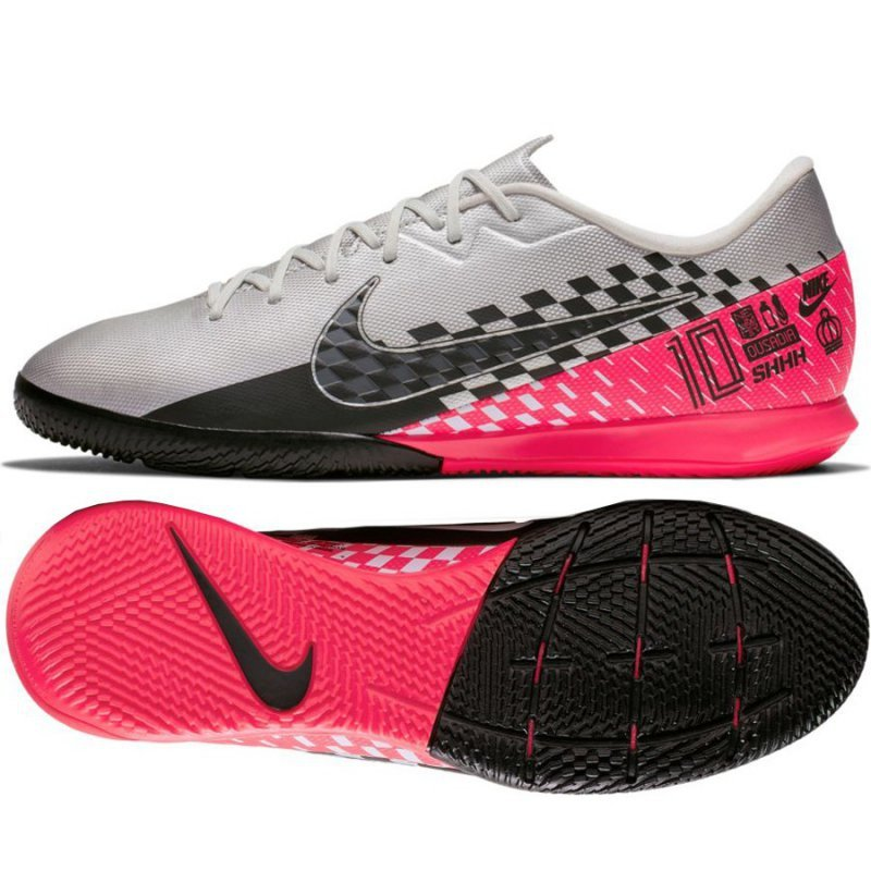 Buty Nike Mercurial Vapor 13 Academy IC Neymar AT7994 006 szary 42