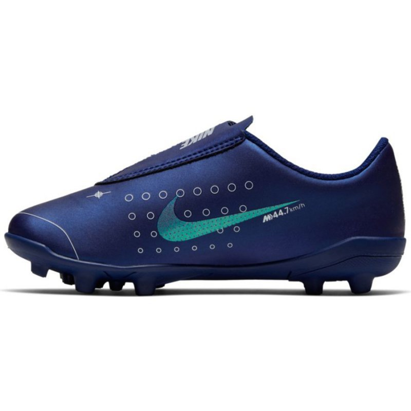 Buty Nike JNR Mercurial Vapor 13 Club MDS MG PS (V) CJ1149 401 niebieski 29 1/2