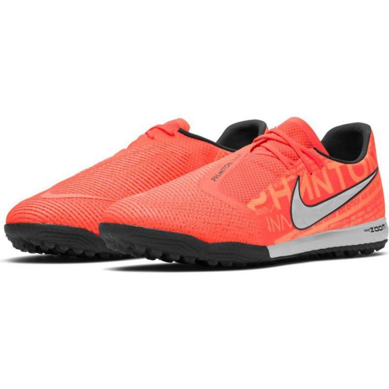 Buty Nike Zoom Phantom Venom PRO TF BQ7497 810 pomarańczowy 41
