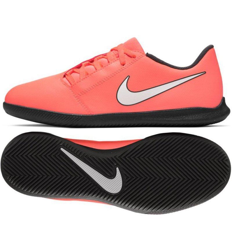 Buty Nike Phantom Venom Club IC AO0399 810 pomarańczowy 33