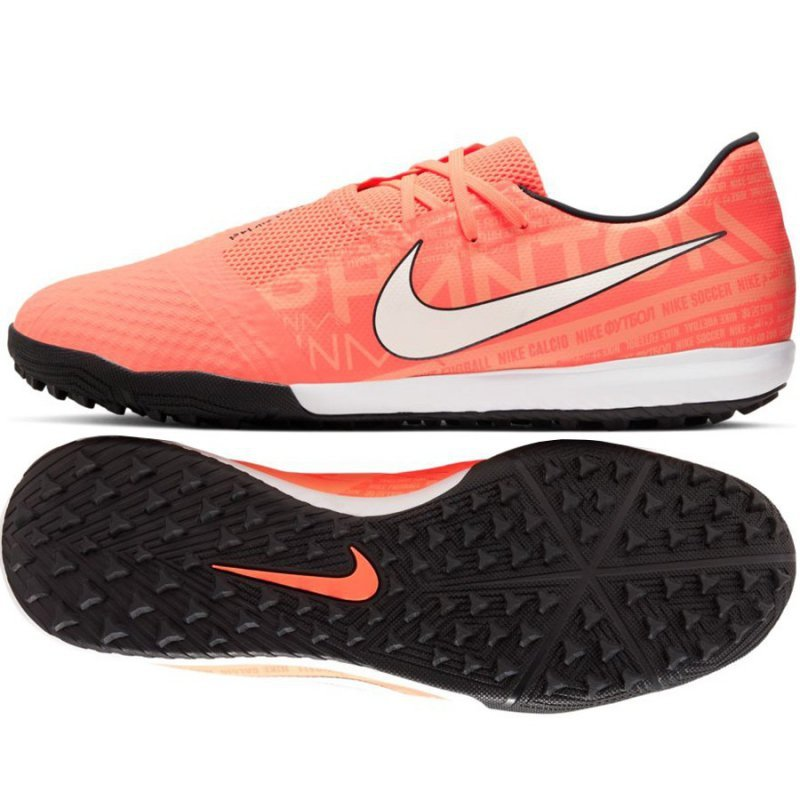 Buty Nike Phantom Venom Academy TF AO0571 810 pomarańczowy 43