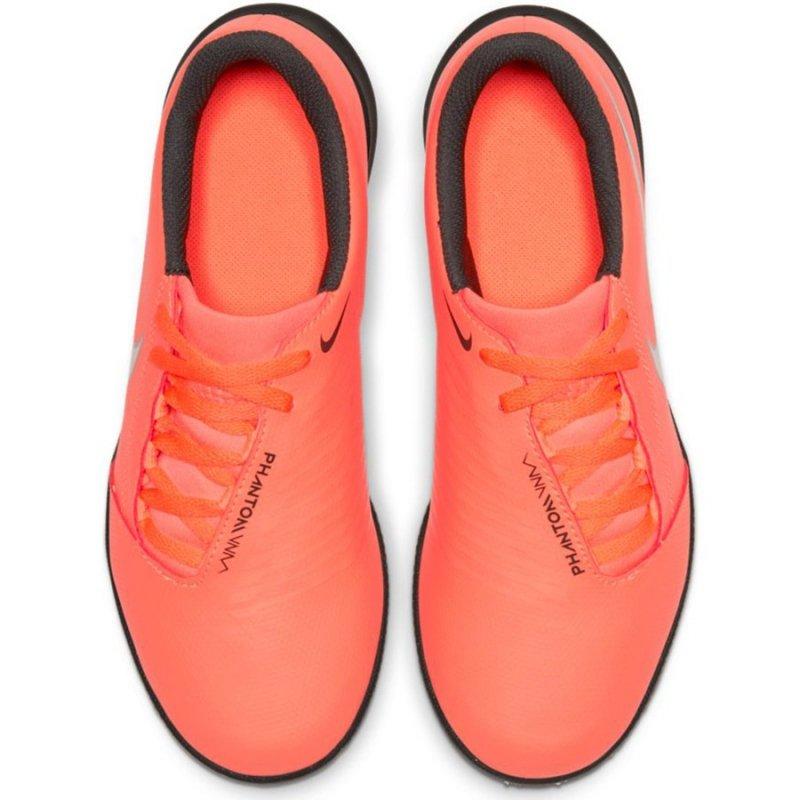 Buty Nike JR Phantom Venom Club TF AO0400 810 pomarańczowy 38 1/2