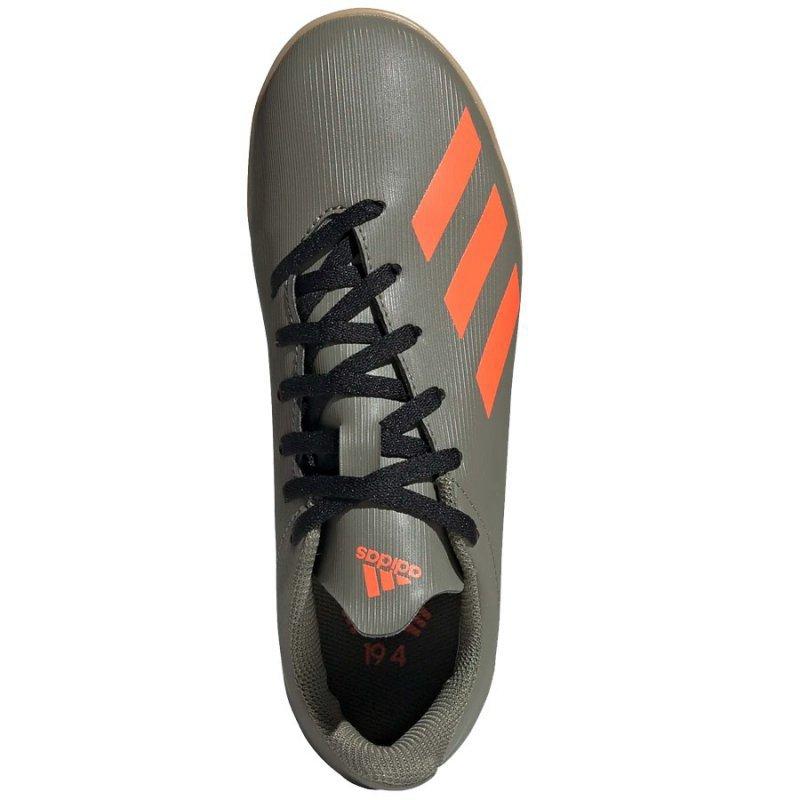Buty adidas X 19.4 IN J EF8379 zielony 31