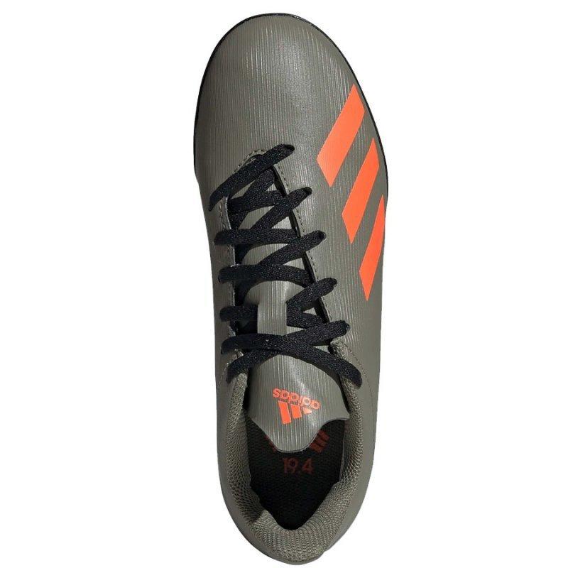 Buty adidas X 19.4 TF J EF8378 zielony 38