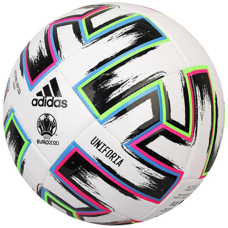 Piłka adidas UNIFORIA Training FU1549 biały 5