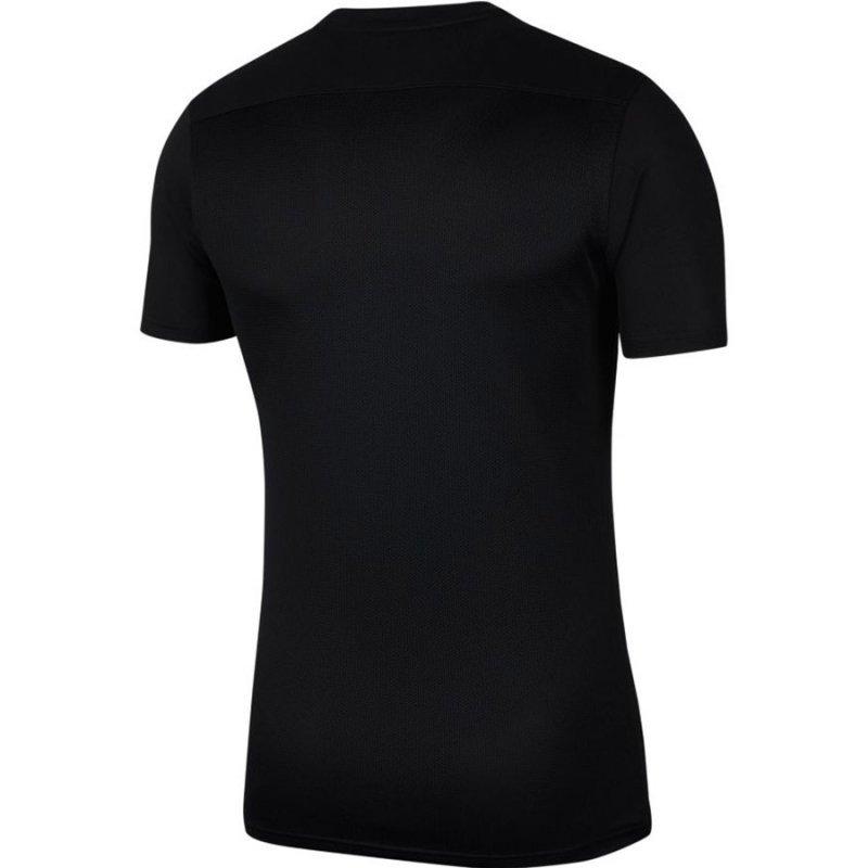 Koszulka Nike Park VII Boys BV6741 010 czarny S (128-137cm)