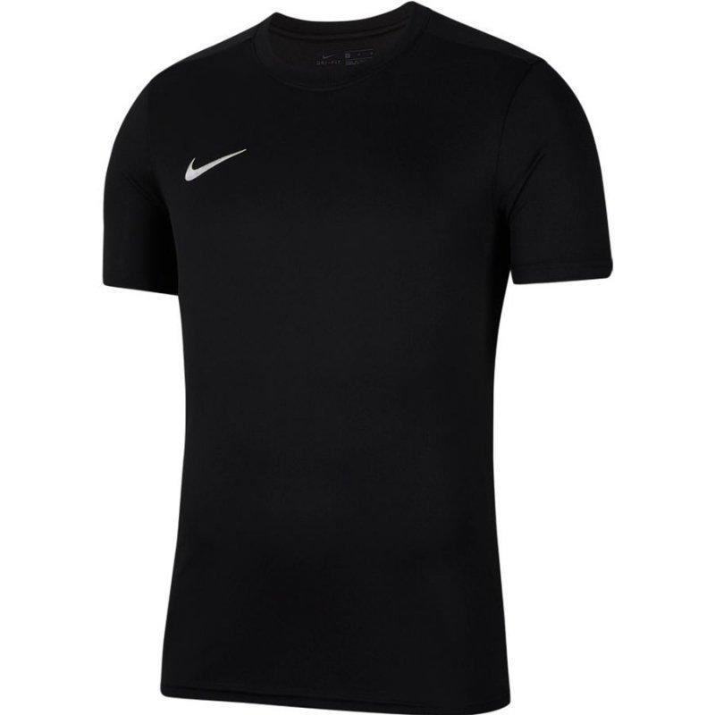 Koszulka Nike Park VII Boys BV6741 010 czarny XS (122-128cm)
