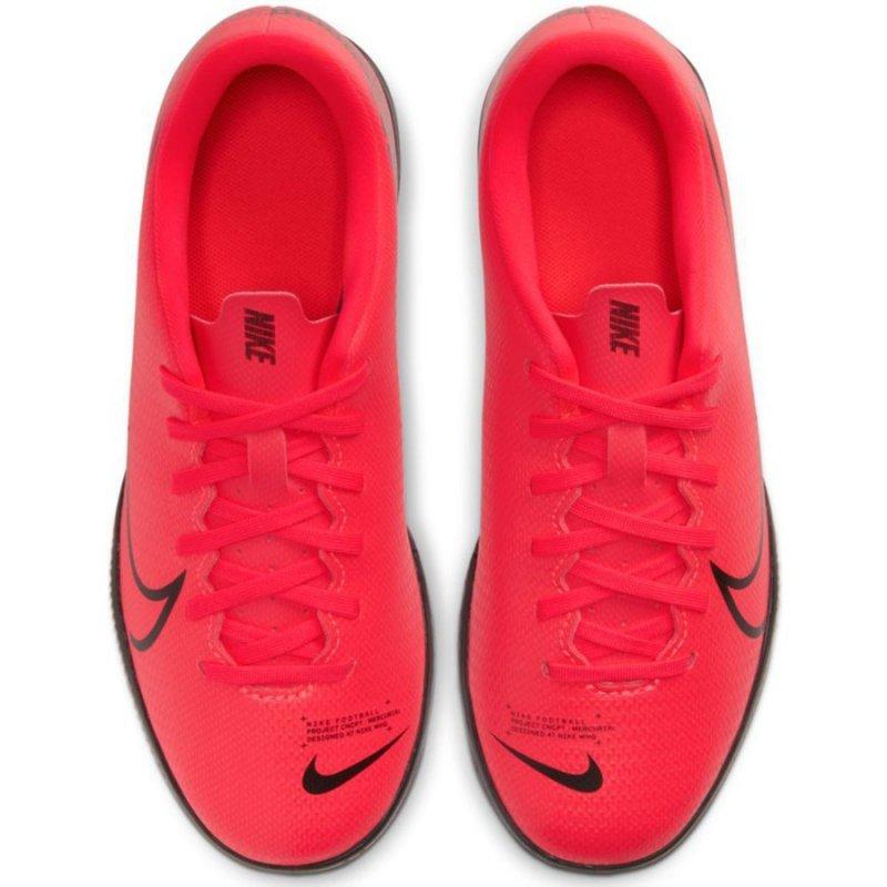 Buty Nike JR Mercurial Vapor 13 Club IC AT8169 606 czerwony 36 1/2