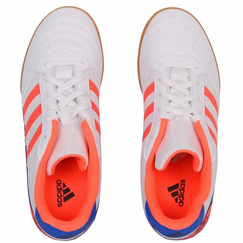 Buty adidas Super Sala J IN FV2633 biały 38