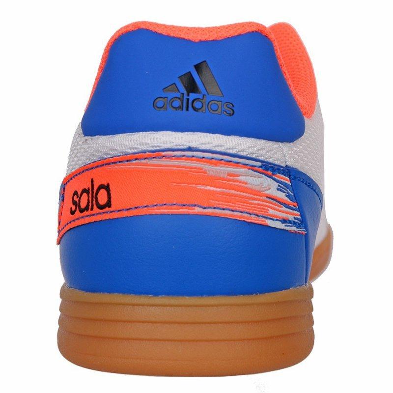 Buty adidas Super Sala J IN FV2633 biały 38 2/3