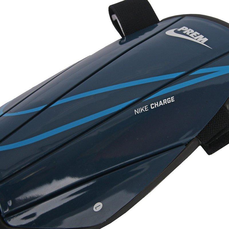 Nagolenniki Nike Premier League Charge CN6970 432 niebieski S