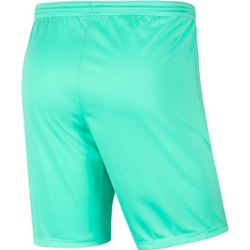 Spodenki Nike Park III BV6855 354 zielony M