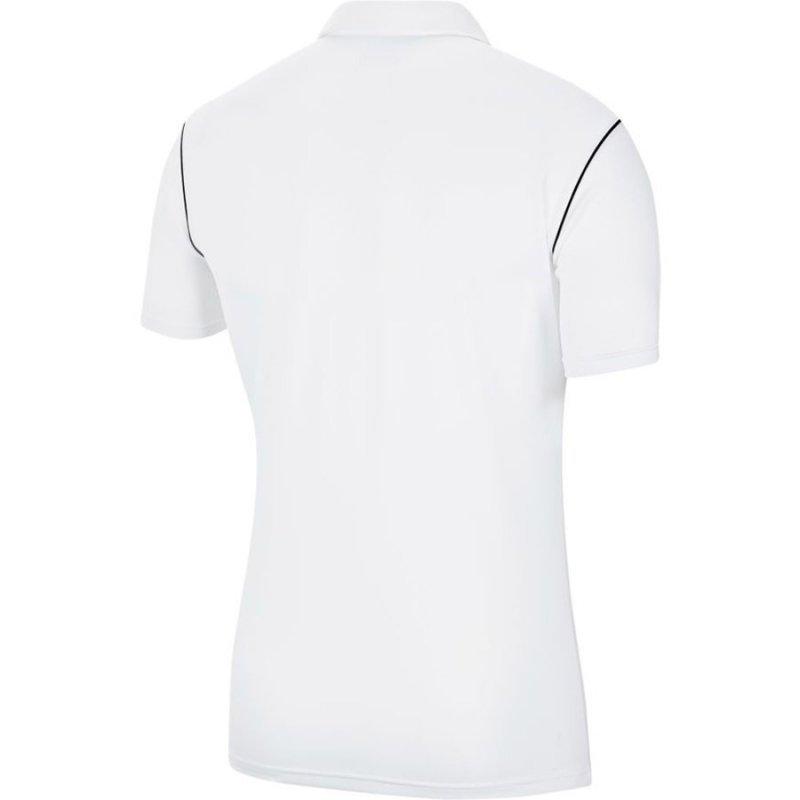 Koszulka Nike Polo Dri Fit Park 20 BV6879 100 biały XXL