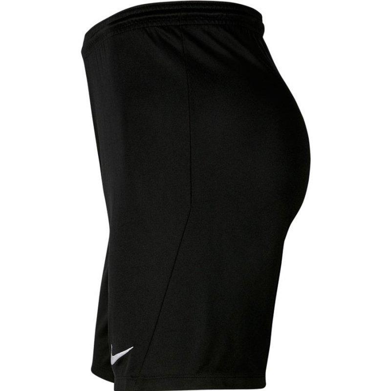 Spodenki Nike Park III BV6855 010 czarny M