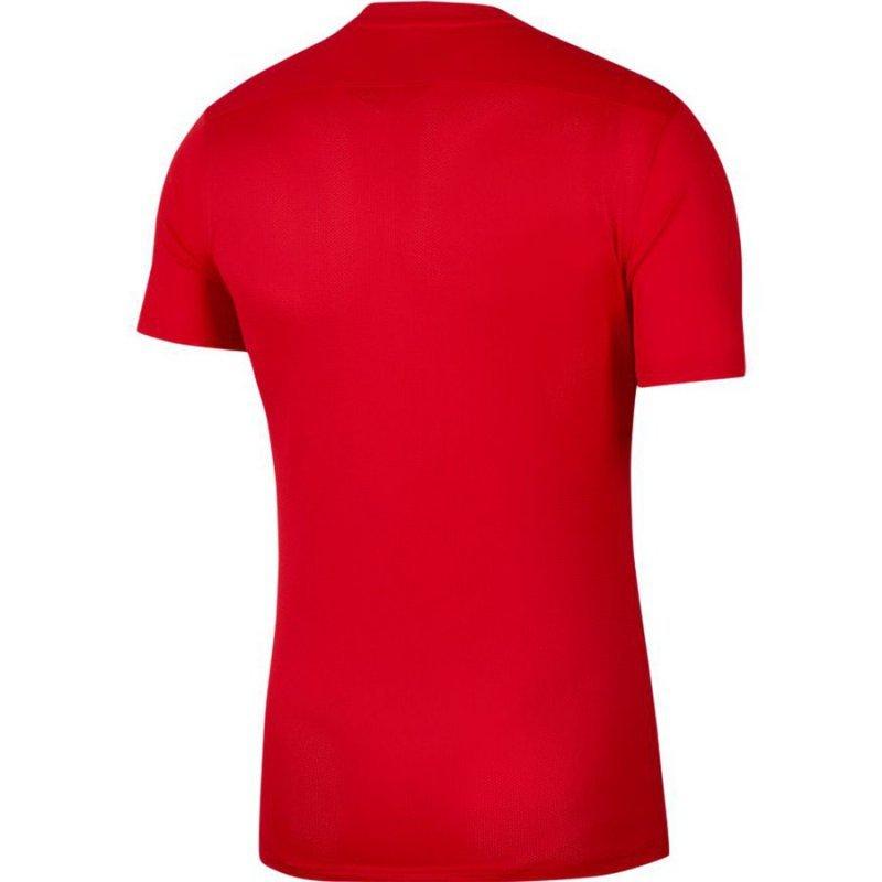 Koszulka Nike Park VII Boys BV6741 657 czerwony L (147-158cm)